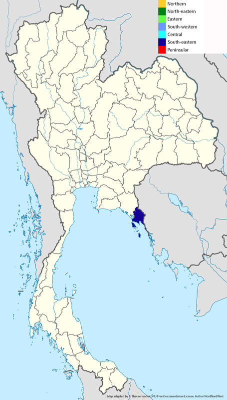 Melastoma saigonense image location map.jpg